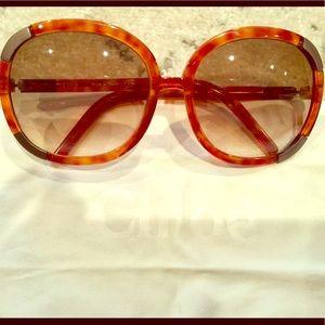 Chloe Sunglasses Authentic Retail $350